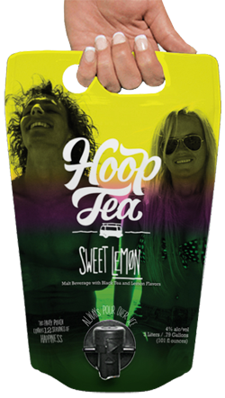 Hoop Tea Sweet Lemon