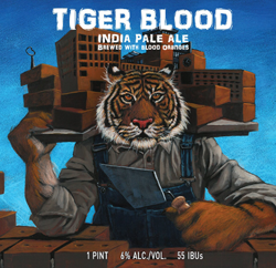 Three Heads Tiger Blood IPA