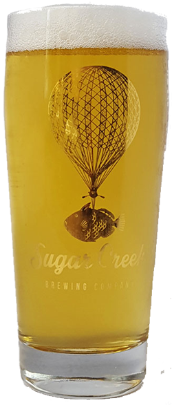 Sugar Creek Pilsner