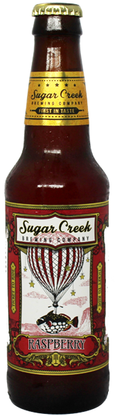 Sugar Creek Raspberry White Ale