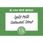 Three Heads Spilt Milk Oatmeal Stout