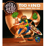 Three Heads Too Kind Double India Pale Ale