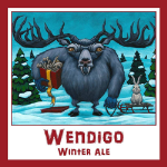 Three Heads Wendigo Winter Ale