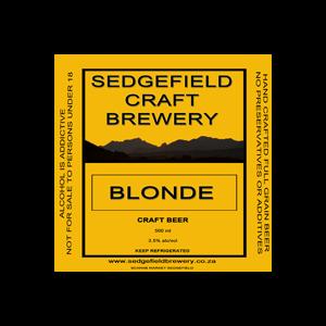 Swartvlei Blonde Ale