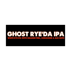 Black Hog Ghost Rye 'Da