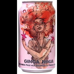 Black Hog Ginga Ninja IPA