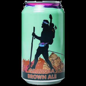 Black Hog Granola Brown Ale
