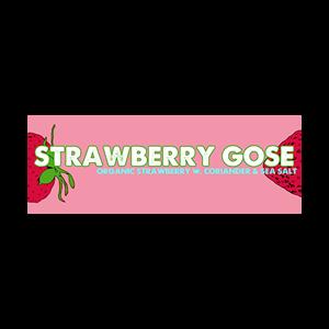 Black Hog Strawberry Gose