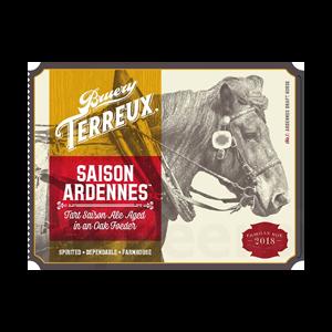 The Bruery Saison Ardennes