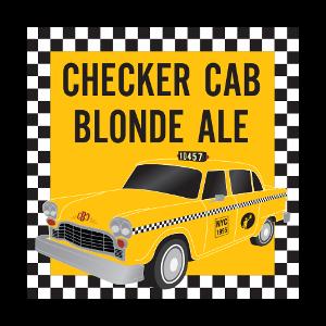 Checker Cab Blonde