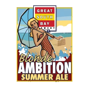 Great South Bay Brewery Blonde Ambition