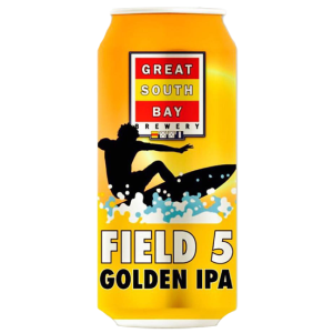 Great South Bay Brewery Field 5 Golden IPA