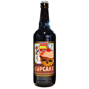 Great South Bay Brewery Lethal Cupcake