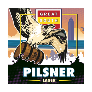 Great South Bay Brewery Pilsner Lager