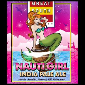 Great South Bay Nauti Girl IPA