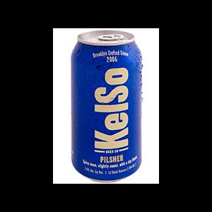 Kelso Pilsner