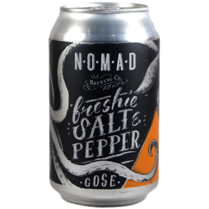 Nomad Freshie Salt and Pepper