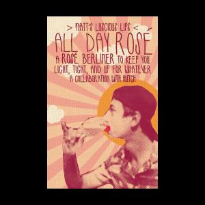 Sloop All Day Rose