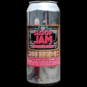 Sloop Brewing Co. Jam Razzle