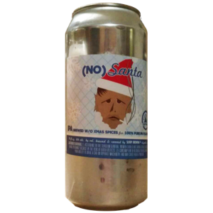 Sloop Brewing Co. No Santa