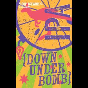 Sloop Down Under Bomb