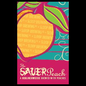 Sloop Sauer Peach