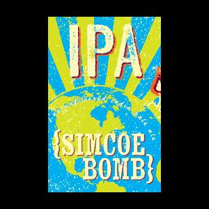 Sloop Simcoe Bomb