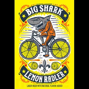 Urban Chestnut Big Shark Lemon Radler