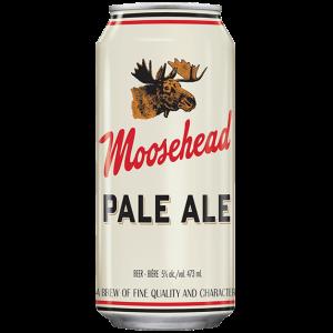Us Beverage Moosehead Pale Ale