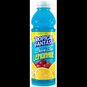 Tropical Fantasy Lemonade Cherry Blue