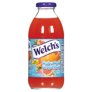 Welch's Ruby Red Grapefruit Cocktail