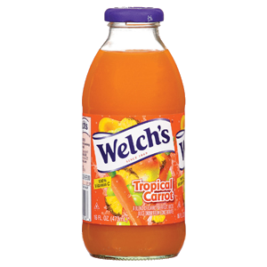 Welch's Tropical Carrot