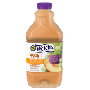 Welch's White Grape Peach