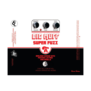 Big Muff Super Fuzz (w Florida Avenue)