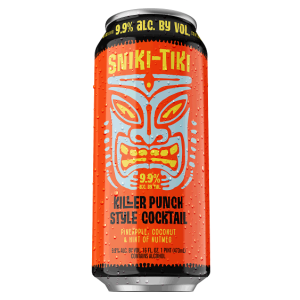 Sniki-Tiki Killer Punch