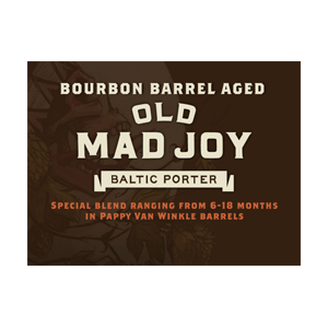 Great Raft Barrel Aged Old Mad Joy