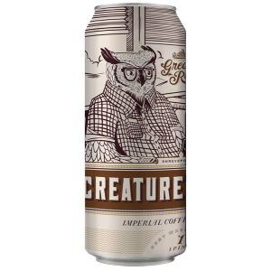 Great Raft Creature of Habit Coffee Brown