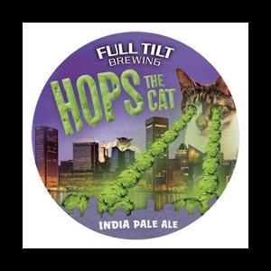Full Tilt Hops the Cat IPA