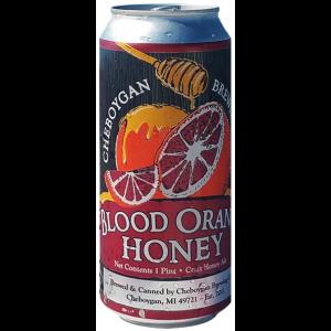 Cheboygan Blood Orange Honey
