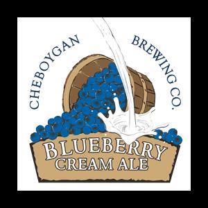 Cheboygan Blueberry Cream Ale