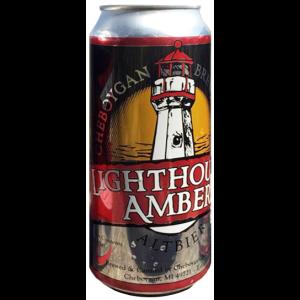 Cheboygan Lighthouse Amber