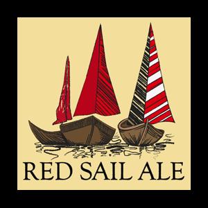 Cheboygan Red Sail