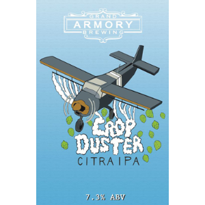 Grand Armory Crop Duster Citra IPA