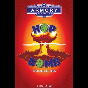 Grand Armory Hop Bomb DIPA