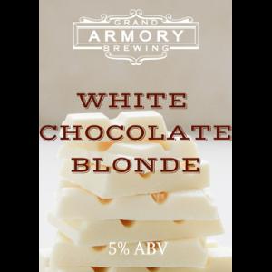 Grand Armory White Chocolate Blonde