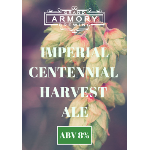 Grand Armory Imperial Centennial Harvest Ale
