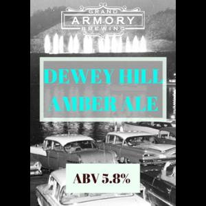 Grand Armory Dewey Hill Amber