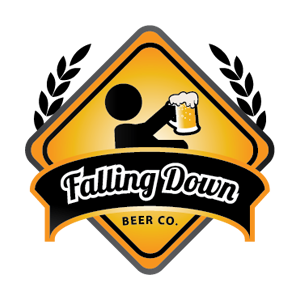 Falling Down Angry Beaver Brown