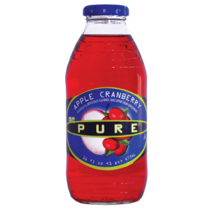 Mr. Pure Apple Cranberry