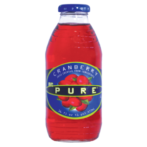 Mr. Pure Cranberry